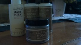 That Monoi Repairing Mask is kicked! Good stuff.